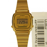 Casio Watch LA670WGA-9DF