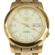 Seiko 5 Analog Automatic Watch SNKK24J1