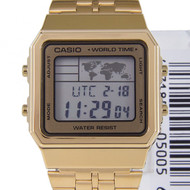 Casio World Time Watch A500WGA-9D
