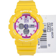 Casio Baby-G Watch BA-120-9B BA-120-9 BA120
