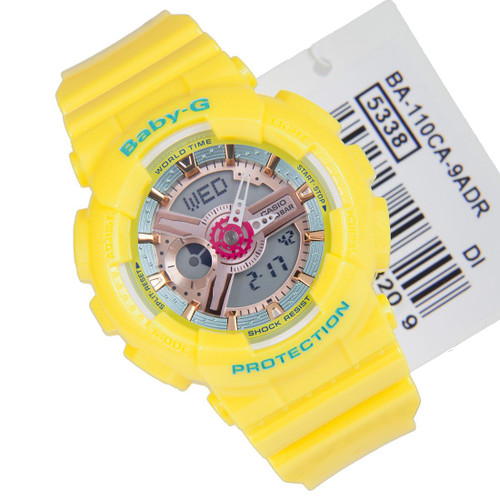 BA-110CA-9ADR BA-110CA-9A Casio Baby-G Sports Watch
