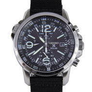 Seiko Prospex Solar Chronograph Watch SSC135P1