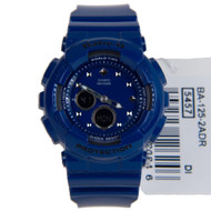 Casio Baby-G Quartz Watch BA-125-2ADR  BA-125-2A