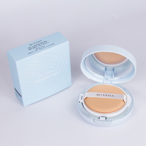 MISSHA TONE UP GLOW SHADE 21 ORIGINAL TENSION PACT SPF 30 PA++ 8806185788069