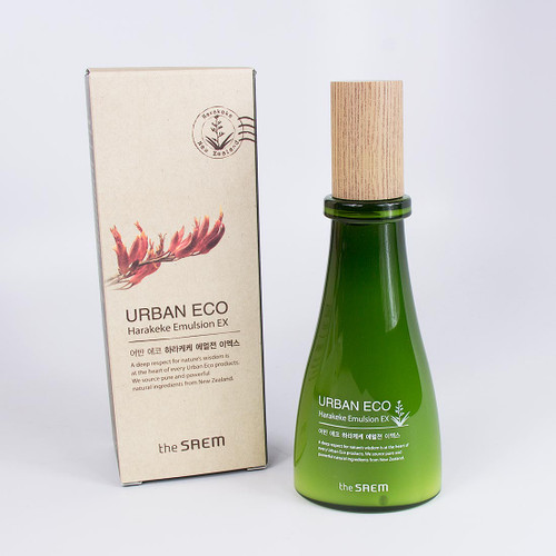 THE SAEM URBAN ECO HARAKEKE EMULSION EX 8806164139240