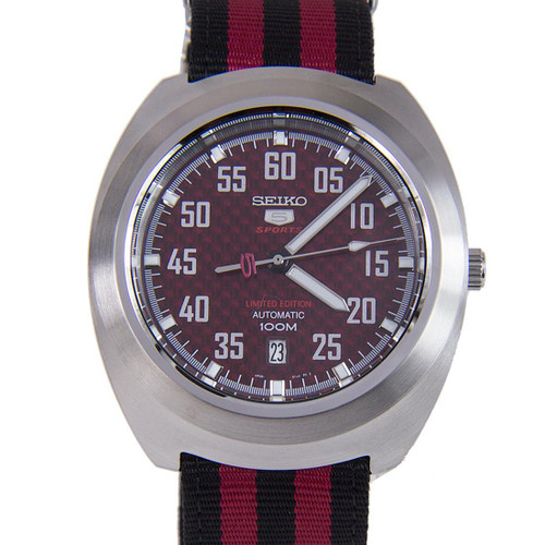 SEIKO 5 SPORTS AUTOMATIC WATCH SRPA87K1