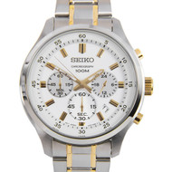 SEIKO QUARTZ  MENS WATCH SKS589P1 SKS589