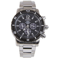 SSC245P1 SEIKO SOLAR CHRONOGRAPH WATCH