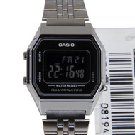 LA680WA-1BDF LA680WA-1B Casio Digital Ladies Watch