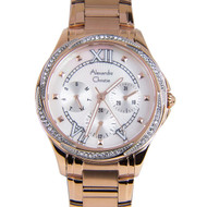 2643BFBRGMS Alexandre Christie Diamond Ladies Watch