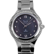 2665LHBSSMR Alexandre Christie Sapphire Ladies Watch