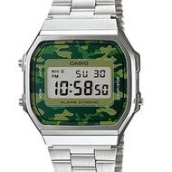 Casio Vintage Watch A168WEC-3DF A168WEC-3D