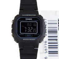 Casio Alarm Female Watch LA-20WH-1B LA-20WH