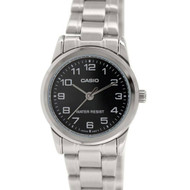 Casio Womens Watch LTP-V001D-1 LTP-V001D-1B