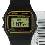 Casio Watch F-91WG-9QDF