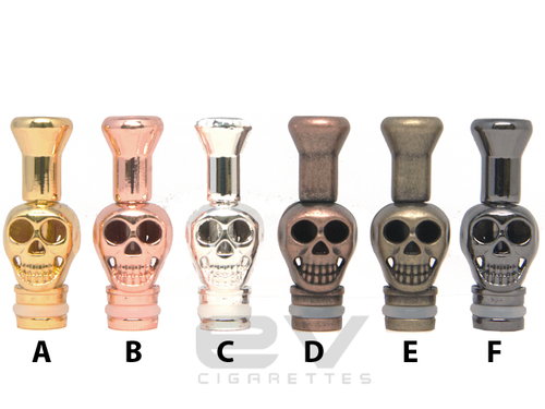Mini Metal Skull Drip Tip for 510 | 808D-1 | 901