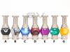 Stainless Steel Acyrlic Hybrid Drip Tip | Type A