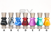Stainless Steel Acyrlic Hybrid Drip Tip | Type D