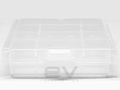 Large Plastic Carry Case for 14500 Batteries