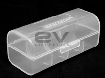 Single 26650 Plastic Battery Case