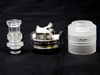 Infinite Helios Rebuildable Dripping Atomizer with Clear Cap