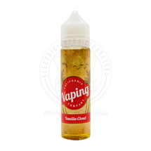 California Vaping Company E-Liquid - Vanilla Cloud