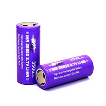 Efest Purple 26650 IMR 3500mAh Flat Top Battery - 32A / 64A