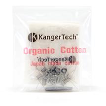 Kanger Subtank RBA Pre-Built Coils & Japanese Organic Cotton Pack