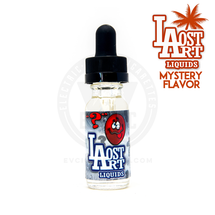 "Lost Art E-Liquid - ""?"" The Mystery Flavor"