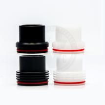 Delrin Chuff Enuff Top Cap - 28.5mm