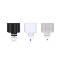 Delrin Eight-Shape Drip Tip Mouthpiece