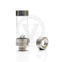 Glass XL Fusion Wide Bore 510 Drip Tips Mouthpiece (44mm x 14mm)