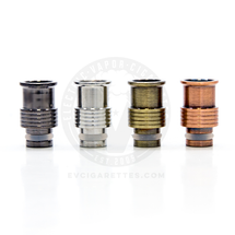 Metal Wide Bore 510 Drip Tip Mouthpiece - Type A