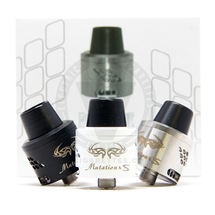 Mutation XS (v4) Mini RDA by Indulgence