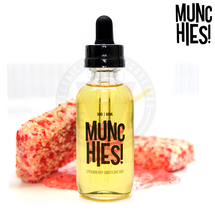 Munchies E-Liquid - Strawberry Shortcake Bar