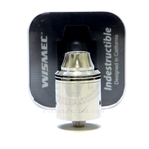 Indestructible 22mm RDA by Wismec & Jaybo