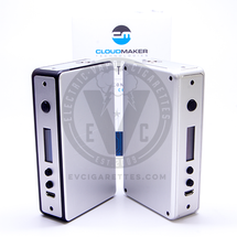 Whiteout SX 120W TC Box MOD by Cloudmaker Technologies