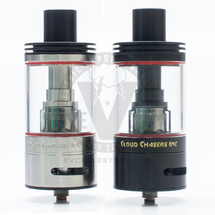 CCI Triforce 30mm Sub-Ohm Atomizer by Cloud Chasers Inc