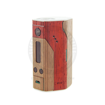 WÜD Real Wood Skin | Wismec Reuleaux DNA200