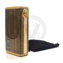 CCI Edition SMW Parallel Mechanical Box Mod by SMW Mods