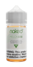 Naked 100 E-Liquid - Melon Kiwi