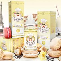 Mr. Macaron E-Liquid - Vanilla Marshmallow