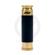Able Mechanical Mod by Avid Lyfe - Brass