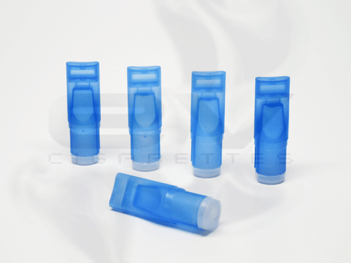 eGo-T | eGo-C 2mL Tank Cartridges - Type B - Blue
