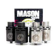 Gemini Series Mason 2 (II) (24mm / 30mm) RDA by Vapergate