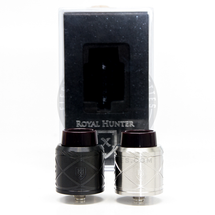Royal Hunter X (RHX) RDA by Council of Vapor