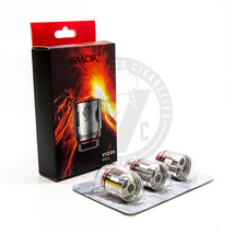 Each package of TFV12 coil heads includes three (3) heads ready for installation.