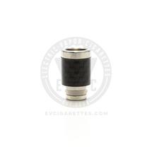 Carbon Fiber Fusion 510 Drip Tip Mouthpiece - Type B (12mm)