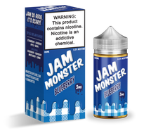 Jam Monster E-Liquid - Blueberry Jam