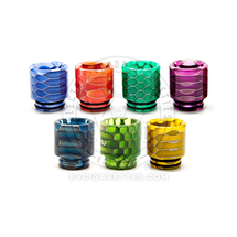 TFV8 / Big Baby / TFV12 Resin Snake Skin 810 Drip Tip by Blitz